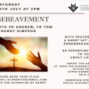 Event : Bereavement Service with Fr Andrew, Fr Tom & Danny Simpson