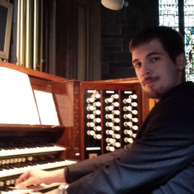 Organ Concert: Simon Earl