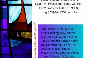 Ideas Fair Upper Norwwod Methodist Church
